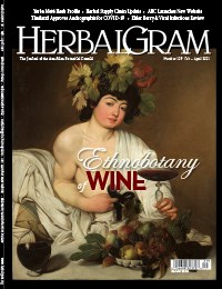 HerbalGram Issue 129 cover